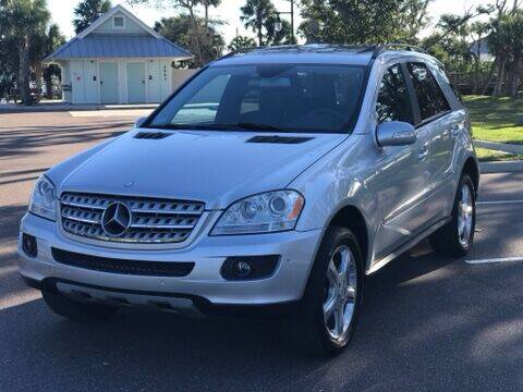 2008 Mercedes-Benz M-Class for sale at Orlando Auto Sale in Port Orange FL