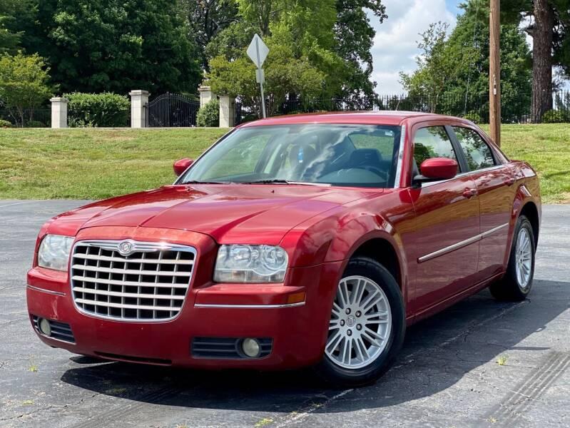 2008 Chrysler 300 for sale at Sebar Inc. in Greensboro NC