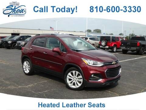 2017 Chevrolet Trax for sale at Erick's Used Car Factory in Flint MI