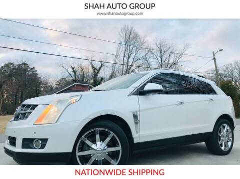 2010 Cadillac SRX for sale at E-Z Auto Finance - E-Biz Auto in Marietta GA