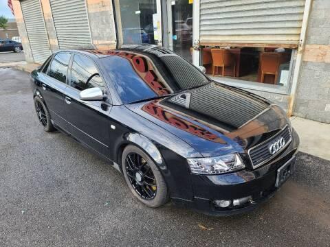 2002 Audi A4 for sale at Celebrity Motors in Newark NJ