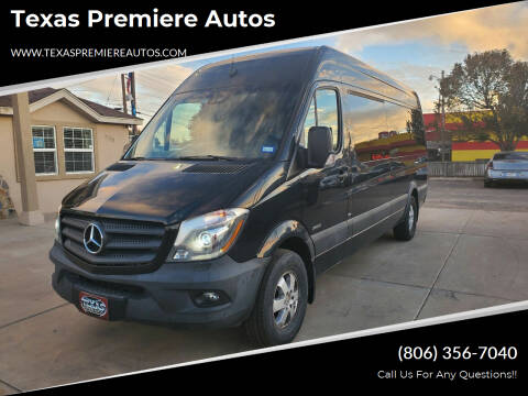 2016 Mercedes-Benz Sprinter Passenger for sale at Texas Premiere Autos in Amarillo TX