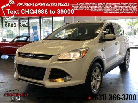 2015 Ford Escape for sale at CERTIFIED HEADQUARTERS in Saint James NY