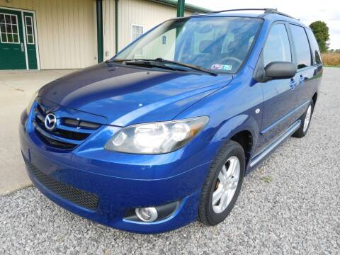2005 Mazda MPV for sale at WESTERN RESERVE AUTO SALES in Beloit OH