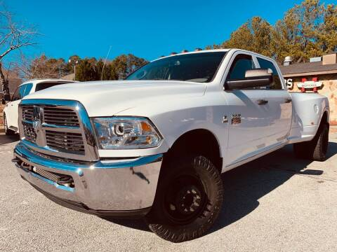 2012 RAM Ram Pickup 3500 for sale at Classic Luxury Motors in Buford GA