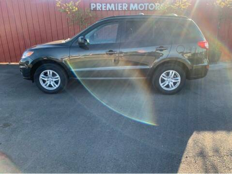 2012 Hyundai Santa Fe for sale at Premier Motors in Milton Freewater OR