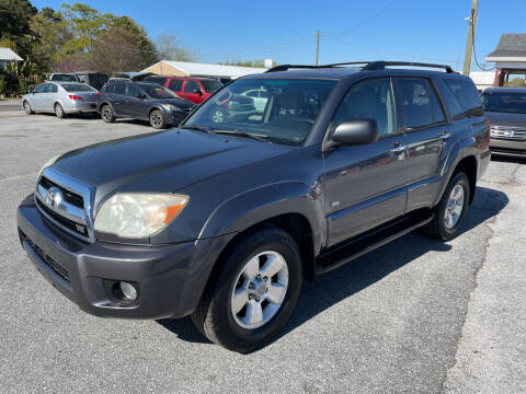 2006 Toyota 4Runner for sale at TAVERN MOTORS in Laurens SC