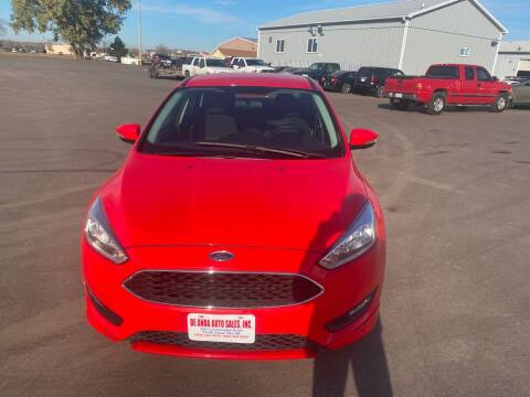 2015 Ford Focus for sale at De Anda Auto Sales in South Sioux City NE