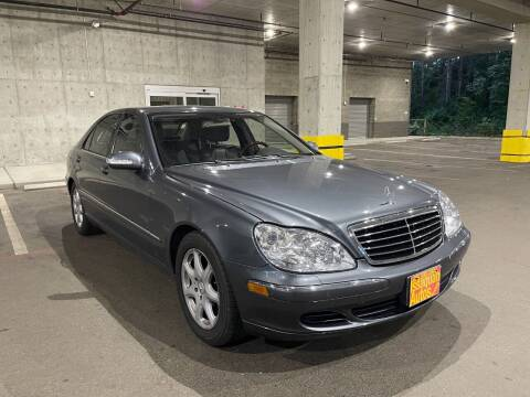2006 Mercedes-Benz S-Class for sale at Issaquah Autos in Issaquah WA