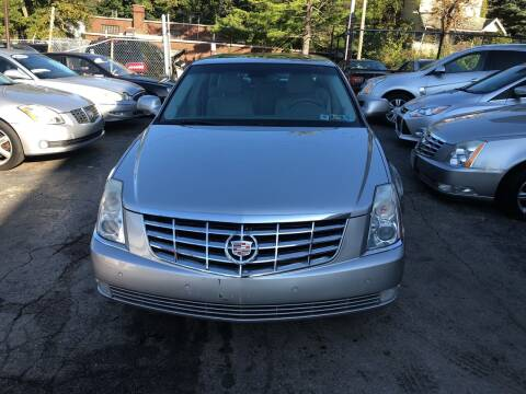 2008 Cadillac DTS for sale at Six Brothers Auto Sales in Youngstown OH
