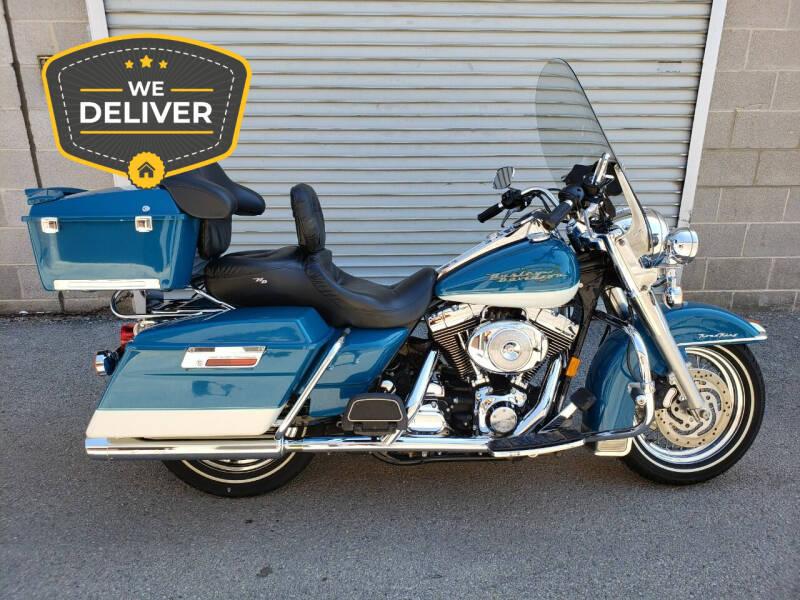 2001 Harley-Davidson Road King for sale in Villa Park, IL