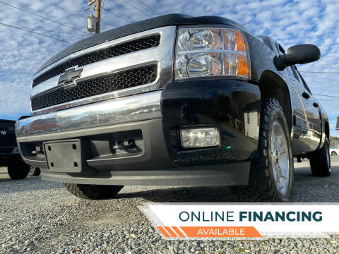 2007 Chevrolet Silverado 1500 for sale at Prime One Inc in Walkertown NC