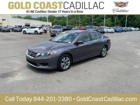 2015 Honda Accord for sale at Gold Coast Cadillac in Oakhurst NJ