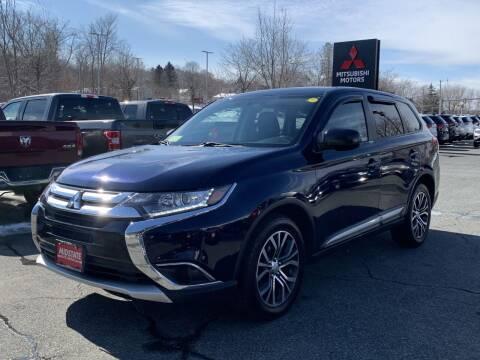2018 Mitsubishi Outlander for sale at Midstate Auto Group in Auburn MA