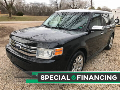 2010 Ford Flex for sale at Budget Auto Sales in Bonne Terre MO