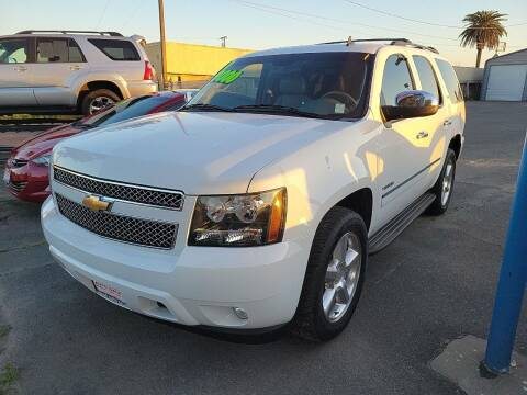 2011 Chevrolet Tahoe for sale at Primo Auto Sales in Merced CA