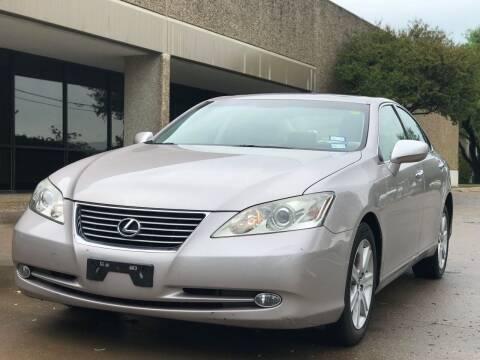 2008 Lexus ES 350 for sale at Makka Auto Sales in Dallas TX
