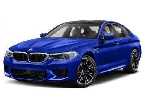 2018 BMW M5 for sale at DeluxeNJ.com in Linden NJ