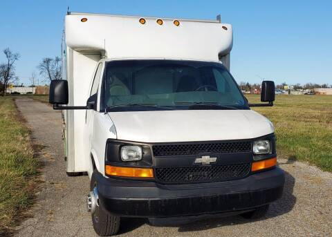 2006 Chevrolet Express Cutaway for sale at A F SALES & SERVICE in Indianapolis IN