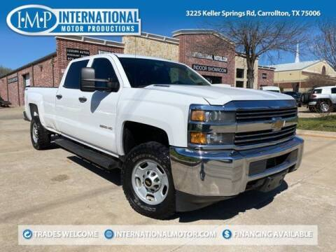 2015 Chevrolet Silverado 2500HD for sale at International Motor Productions in Carrollton TX