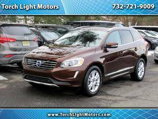 2015 Volvo XC60 for sale at Torch Light Motors in Parlin NJ