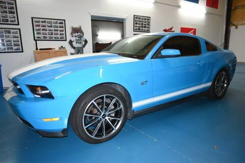 2010 Ford Mustang for sale at Thurston Auto and RV Sales in Clermont FL