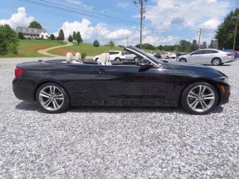 2018 BMW 4 Series for sale at DICK BROOKS PRE-OWNED in Lyman SC