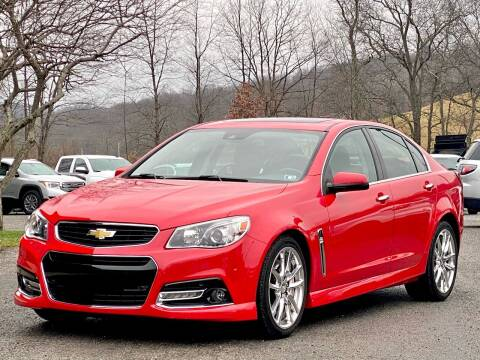 2014 Chevrolet SS for sale at Griffith Auto Sales in Home PA