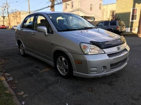 2004 Suzuki Aerio for sale at SUNSHINE AUTO SALES LLC in Paterson NJ