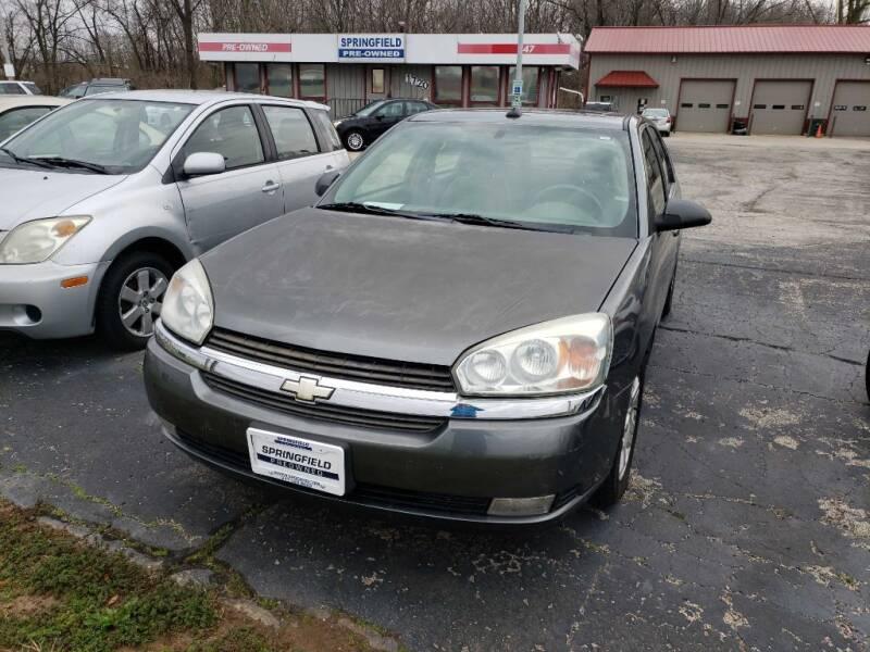 2004 Chevrolet Malibu Maxx for sale in Springfield, IL
