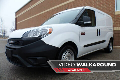 2019 RAM ProMaster City Cargo for sale at Macomb Automotive Group in New Haven MI