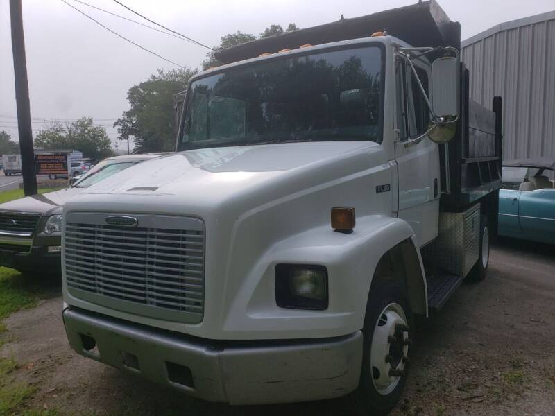 1998 Freightliner FL50 for sale at Hometown Automotive Service & Sales in Holliston MA