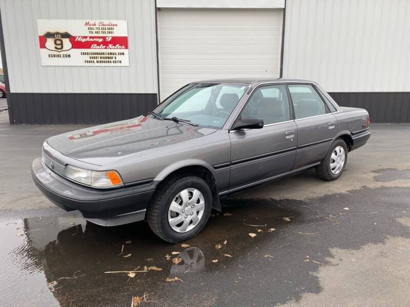 1990 Toyota Camry for sale at Highway 9 Auto Sales - Visit us at usnine.com in Ponca NE