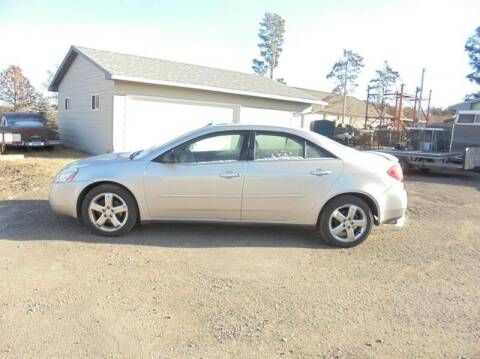 2005 Pontiac G6 for sale at Engels Autos Inc in Ramsey MN