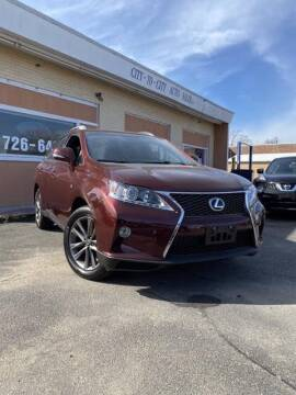 2013 Lexus RX 350 for sale at City to City Auto Sales in Richmond VA
