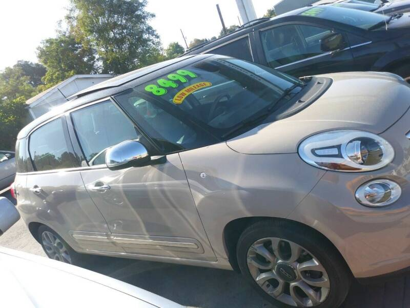 2015 FIAT 500L for sale at Marvelous Motors in Garden City ID