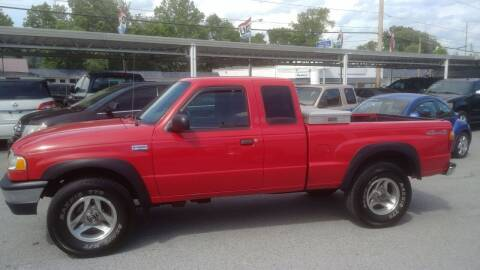 2004 Mazda B-Series Truck for sale at Lewis Used Cars in Elizabethton TN