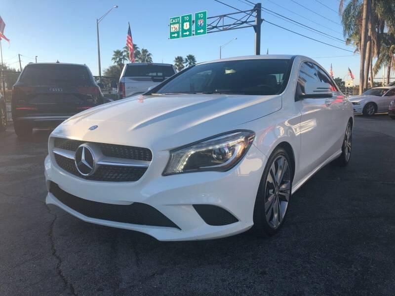 2014 Mercedes-Benz CLA for sale at GTR MOTORS in Hollywood FL