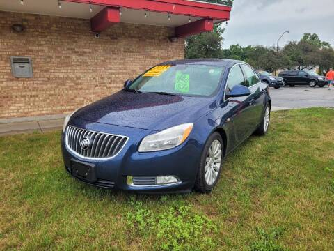 2011 Buick Regal for sale at Murdock Used Cars in Niles MI
