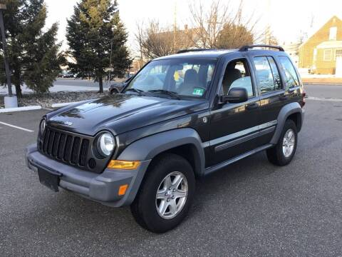 2005 Jeep Liberty for sale at Bromax Auto Sales in South River NJ