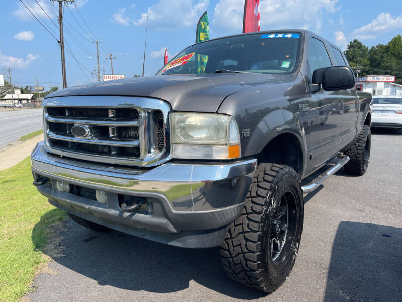 2002 Ford F-250 Super Duty for sale at Cars for Less in Phenix City AL