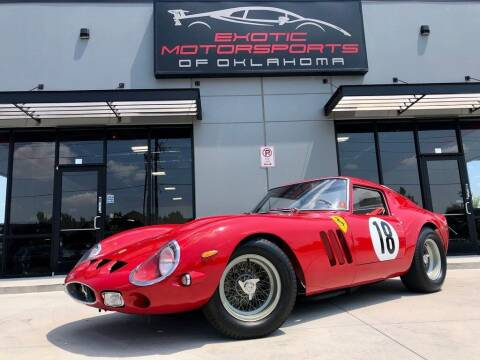 1964 Ferrari 250 for sale at Exotic Motorsports of Oklahoma in Edmond OK