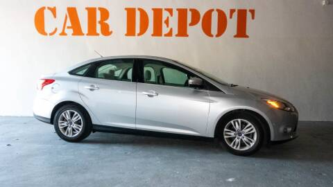 2012 Ford Focus for sale at Car Depot in Miramar FL