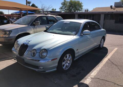 2003 Jaguar S-Type for sale at Valley Auto Center in Phoenix AZ