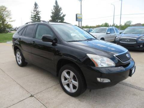 2007 Lexus RX 350 for sale at Import Exchange in Mokena IL