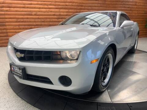 2012 Chevrolet Camaro for sale at Dixie Imports in Fairfield OH