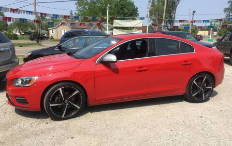 2016 Volvo S60 for sale at Antique Motors in Plymouth IN