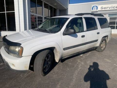 2004 Chevrolet TrailBlazer EXT for sale at Tim Short Auto Mall in Corbin KY