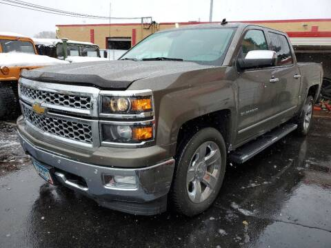 2014 Chevrolet Silverado 1500 for sale at MIDWEST CAR SEARCH in Fridley MN