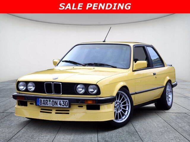 1984 BMW 3 Series for sale at Carma Auto Group in Duluth GA